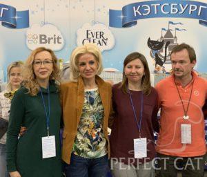 Кэтсбург. Москва, 2-3 марта 2019 г.